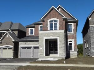 Brand new almost 4000 sf detached house in Aurora, Back to Ravin