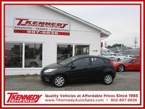 2012 FORD FIESTA SE ONLY $8,788.00 VERY LOW PAYMENTS OAC