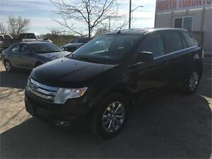 2009 FORD EDGE LIMITED - VALID E TEST - AWD - HEATED SEATS