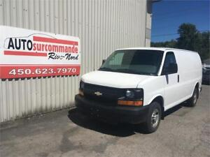2007 Chevrolet Fourgonnette Express utilitaire