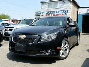 2012 Chevrolet Cruze LTZ RS! 0 DOWN $62 WEEKLY! oac