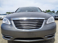 2012 Chrysler 200-Series touring--ONE OWNER---EASY FINANCING