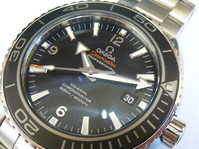 Gents Omega Seamaster Professional Planet Ocean Watch