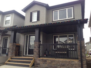 NEWLY BUILT HOUSE for RENT in LAUREL CROSSING (near MILLWOODS)
