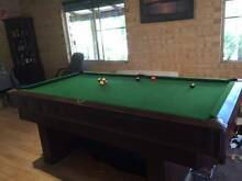 Pool Table Stoneville Mundaring Area Preview