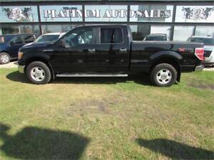Ford F  Xlt Accident Free Local Manitoba Vehicle Xlt Xtr