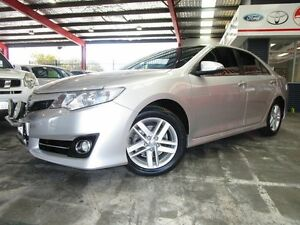 2014 Toyota Camry ASV50R Atara S Silver 6 Speed Sports Automatic Sedan Welshpool Canning Area Preview