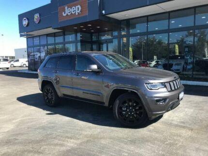 2017 Jeep Grand Cherokee WK MY17 Blackhawk Grey 8 Speed Sports Automatic Wagon