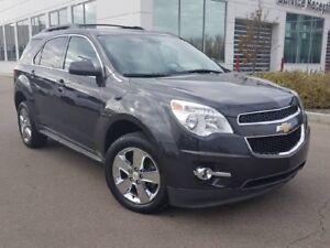 2015 Chevrolet Equinox LT Nav, Leather, Heated Seats, Safety Fea