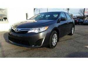 2014 Toyota Camry LE-31,600km--FULLY CERTIFIED! $19500