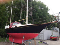Nantucket Clipper (Yawl Rig) Yacht For Sale