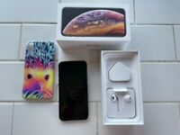 Apple iphone Xs - 64GB - gold colour - 02 Network (can be unlocked)