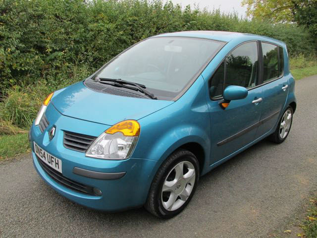 2005 renault modus 1 4 dynamique 5 door blue only 76 600 miles in lincoln lincolnshire gumtree. Black Bedroom Furniture Sets. Home Design Ideas