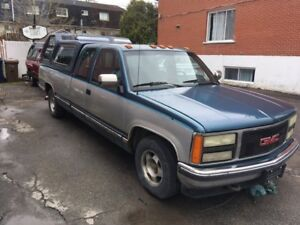GMC Sierra 1991 King cab