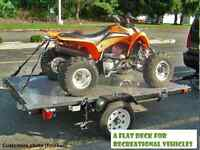 Utility Trailer ( FALL CLEARANCE ) Drummondville