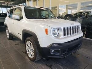 2018 Jeep Renegade LIMITED, HEATED SEATS, SUNROOF, NAVI, ACCIDEN