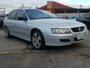 2004 Holden Commodore VY II SV8 6 Speed Manual Sedan Blair Athol Port Adelaide Area Preview