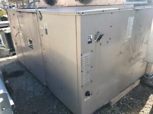 Roof top packaged units,  Lennox and Rheem  (many models) prices beside each model