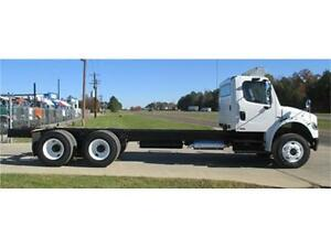 2006 FREIGHTLINER M2 106 TANDEM CAB AND CHASSIS