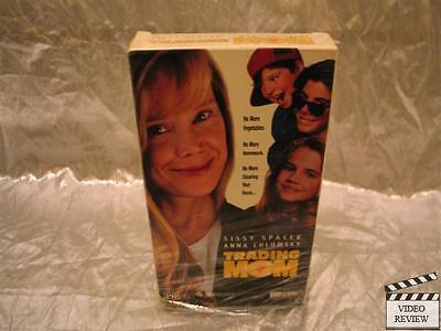 Trading Mom (VHS, 1995) Sissy Spacek Anna Chlumsky