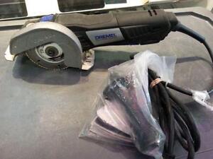 Dremel Dremel kit. We sell used tools.  (#39425)