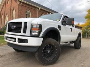 2009 Ford Super Duty F-250 SRW XLT - LIFTED - LEATHER - 4X4
