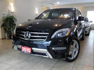 2015 Mercedes-Benz ML350 BlueTEC Designo|AMG|Distronic Plus