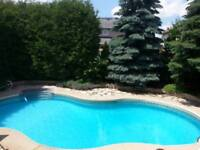 BACKYARD SWIMMING LESSONS! 5 half hour lessons for $100!!
