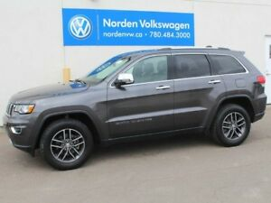 2017 Jeep Grand Cherokee LIMITED - HEATED LEATHER / SUNROOF / RE