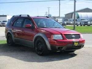 2007 FORD FREESTYLE SEL AWD, SAFETY AND WARRANTY $5,450