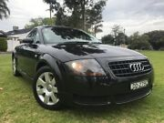 2005 Audi TT MY2005 Black 6 Speed Sports Automatic Coupe Somerton Park Holdfast Bay Preview