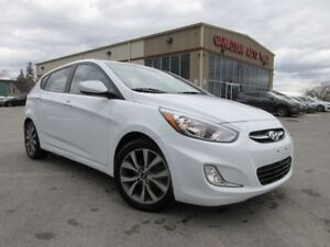 2017 Hyundai Accent SE, ROOF, ALLOYS, HTD. SEATS, BT, 26K!