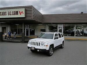 2016 Jeep Patriot HIGH ALTITUDE 4WD