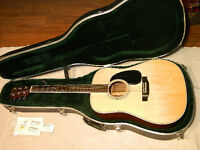 2011 Martin D-35 New Condition With Case and Documents