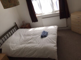 Double Room from SHORT STAY up to 3 months. FREE PARKING