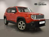 2016 JEEP RENEGADE DIESEL HATCHBACK