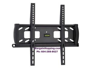 "26"" - 47"" Low Profile TV Wall Mount Bracket With Anti Theft"