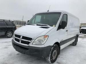 2008 Dodge Sprinter 2500 - Mid Length- High Roof- Cargo-Diesel