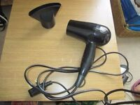HAIR DRYER to pick up - PERFECT CONDITION. REASON: moving out of UK.
