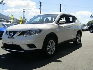 2015 Nissan X-Trail T32 ST X-tronic 4WD White 7 Speed Constant Variable Wagon Earlville Cairns City Preview