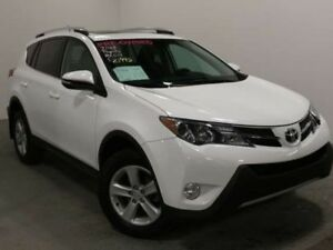2013 Toyota Rav4 XLE 4dr All-wheel Drive