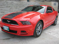 2014 Ford Mustang v6 Coupe (2 door)