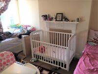 PART DSS WELCOME - INCLUSIVE OF BILLS - DOUBLE ROOM ABOVE COMMERCIAL PREMISES - PALMERS GREEN