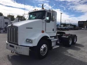 Kenworth T800 2004 - Cat C11 350hp - transmission Automatisée