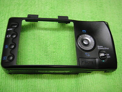 GENUINE SONY DSC-A100 BACK CASE COVER REPAIR PARTS  for sale  Shipping to India