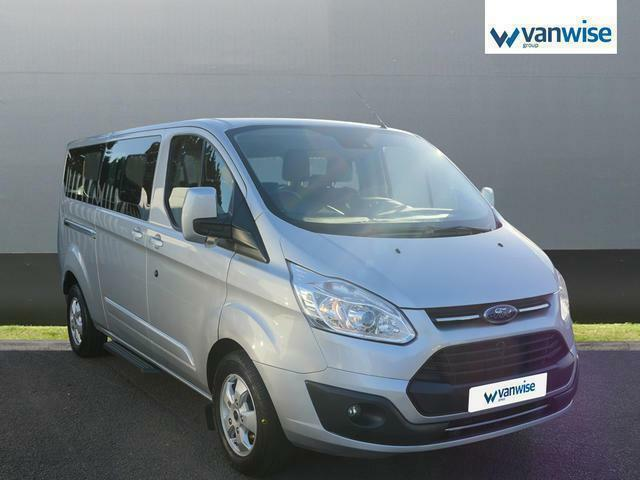 2016 Ford Transit Custom TOURNEO 2.0 TDCi 130ps Low Roof 9 Seater Titanium Dies