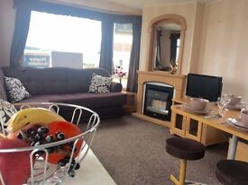 *SPECIAL OFFER* CHEAP STATIC CARAVAN FOR SALE NEAR SCARBOROUGH/FILEY - 12 MONTH PARK - BEACH ACCESS!