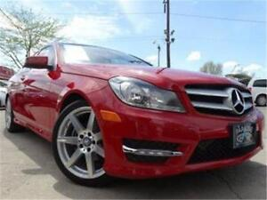 2013 Mercedes-Benz Class C 250C ONLY 29,400 MILES!