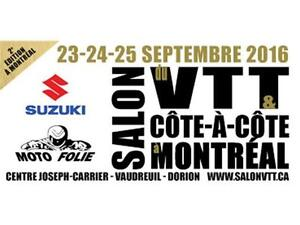 arctic cat salon du vtt