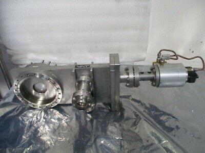 VAT F-40860-05 Gate Valve, Ultra Low Vacuum, 452709